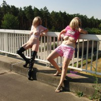 *GG Bridge - Naked Girls , Our Hobby - We Love It :)