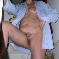 Jas My 57 Yr Old Wife , Some More Of My 57 Year Old Wife Jas. She Loves Reading Your Comments Especially The Dirty Ones. She May Be 57, But When It Comes To Sex, She Loves It, All Holes Too. If Comments Are Good<br />she Will Let Me Post More.