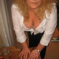 My Big Breasted Wife Showing Her Tits , Here Are A Few Pictures Of My Big Titted Wife Being Told To Pose For The Camara. I Have Many Different Photo And Video Sets Of Her, Which Are All Listed For Those Who Are Interested. Just Leave A Coment And I'll Email You. <br /><br />Would You Like To Have A Feel Of These Tits??