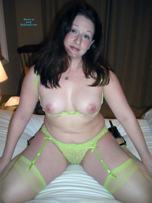 """Pic #1Audrey """" Sexy In Lime """""""