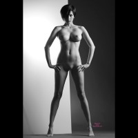 Standing Nude With Spectacular Tits - Brunette Hair, Nude Amateur, Sexy Body, Sexy Face, Sexy Figure, Sexy Girl, Sexy Woman , Amazing Boobs, Tight Bodied Nude Split, Short Haired Brunette, Nude On Her Toes, Wonder Woman Revealed, Standing On Toes, Shaven Angel, Black & White, Nude Me, Solidly Tight Build, B&w Naked Art, Fantastic Tits, Standing Nude, Arty
