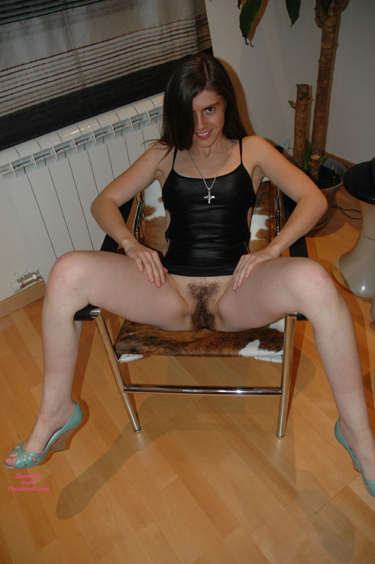 Pantieless Ex-girlfriend - Spread Legs , Legs Up And Open, Big Smile, Hairy Sex Whole, Hairy Twolly, A Natural Beast, Legs Spread Eagle, Hairy Pussy, Sitting On A Chair, Open Legs, Open For Business, Spreading Legs, Legs Spread For Entry