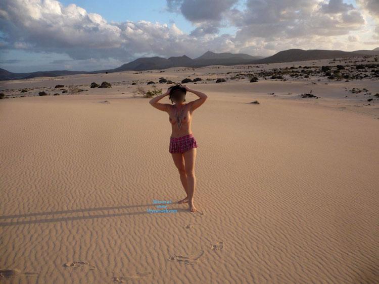 Las Dunas Part 2 , Marvellous Dunas Of Canarias