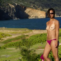 Topless Exotic Beauty - Sunglasses, Tan Lines, Topless, Nude Amateur , Oriental Poon, Follow Me For The Bushwackers, Topless By The Sea, Topless Outdoors, Topless Trail, Naked With Sunglasses, Nice Tan Lines