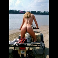 Nude On A Four Wheeler - Brown Hair, Long Hair, Nude Amateur, Sexy Ass , Power, Speed And Traction, Toned Athletic Body, Tan Ass, Nude 4 Wheeling, Hard Body At The Beach, Nude Me, Pussy Framed By Sexy Ass, Naked Outdoors, Open Legs From Behind, Riding Nude