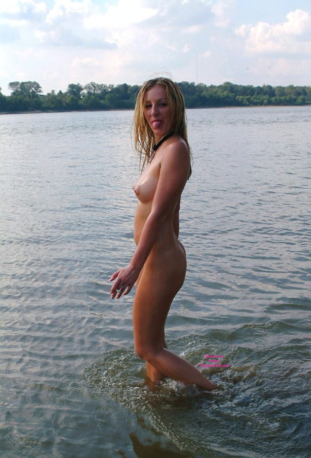 Nude At The Lake - Blonde Hair, Firm Tits, Long Hair, Natural Tits, Nude Beach, Nude Outdoors, Perfect Tits, Perky Tits, Tan Lines, Nude Amateur , Tiny Wet Tight Butt, Tongue Out, Firm Ass, Nude Me, Nice Looking Knockers