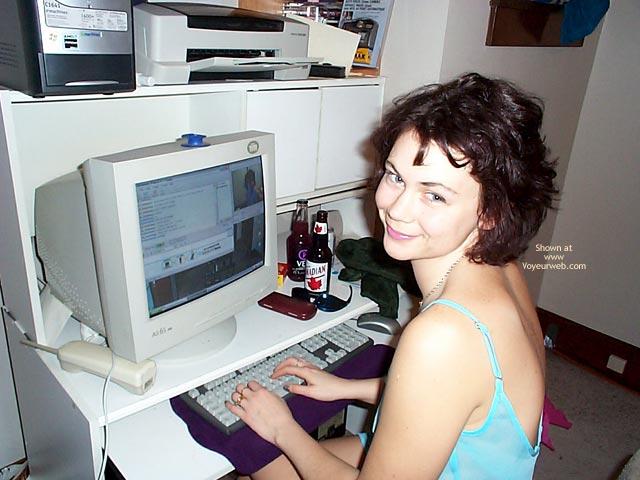 Pic #1 Suzannes Web Cam Show