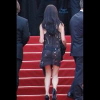 See Through Dress In Public - Black Hair, Heels, See Through, Sexy Girl , Red Carpet Wonder, Black See Through Dress, Red Carpet Girl, See Through Butt, Street Voyeur, See Through Dress, Public Ass Display, See Thru Dress For Trolling