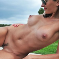 Nude French Milf Wet Outdoor - Brown Hair, Erect Nipples, Firm Tits, Landing Strip, Milf, Sunglasses, Trimmed Pussy, Naked Girl, Sexy Figure, Sexy Wife , Tan Body, Firm Breasts, Cheeky Smile, Nude And Wet, Toned Body, Button Nipples, Athletic Milf, Huge Nipples, Trimmed Bush, Tits At Attention