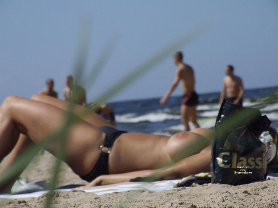 Riga Beach 4 , More Riga Beach Babes