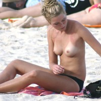 Topless Chick Voyeured Beach - Blonde Hair, Long Hair, Topless Beach, Topless, Beach Tits, Beach Voyeur , Small Nipples, Nice Tanlines, Firm Medium Titties, Nice Nipples, Young And Lovely, Tanlines