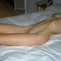 Joan On Bed 2