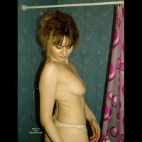 Shower Time With Lene