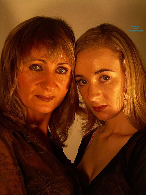 Me And My Daughter , Many People Want To See More From Me And My Daughter. Which Tits Make You Hoter?
