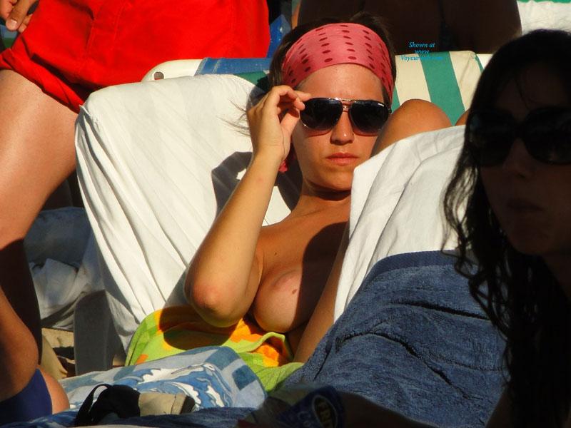 Ibiza Breasts , Photos Taken In Ibiza, 2010 Summer.