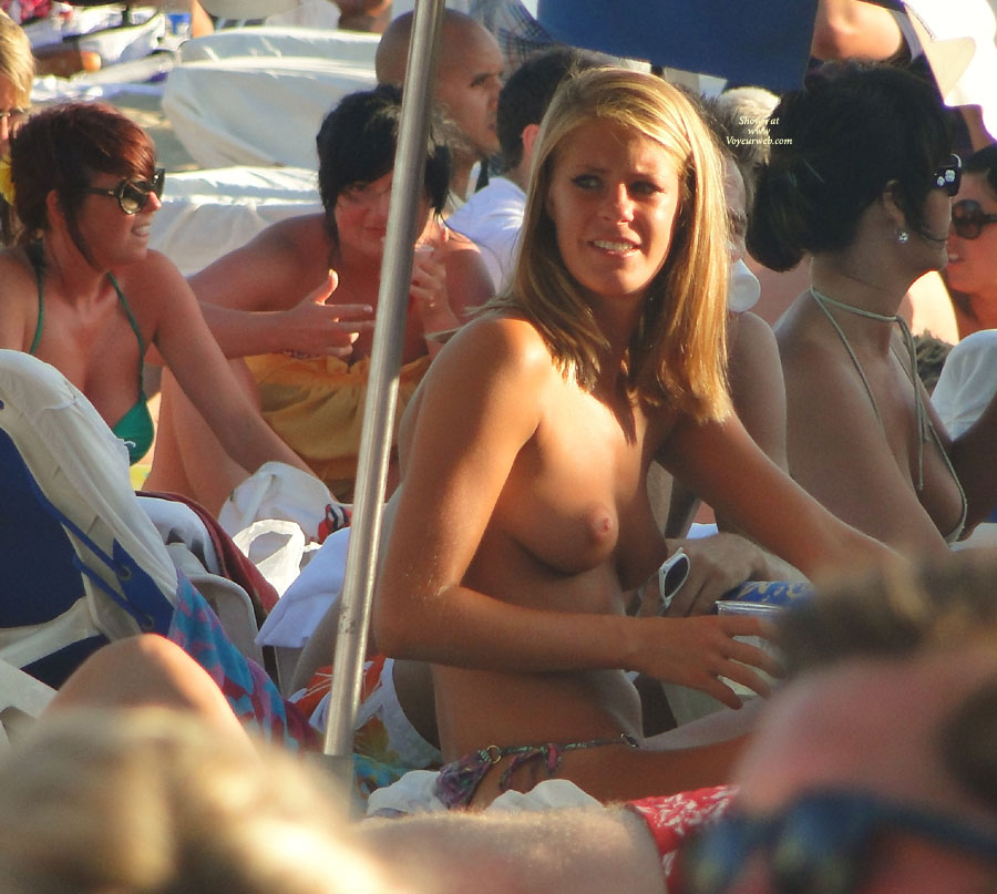 Necessary phrase... ibiza beach topless