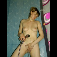 Lene In The Shower