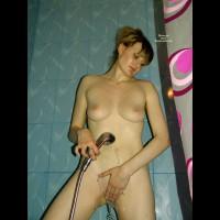 Lene In The Shower
