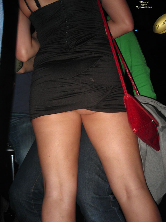 Clubbing Girl , Saw This Girl On A Stag Do And Couldn't Resist A Couple Of Pics.