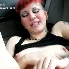 Stacey's Backseat Antics - Pt. 4