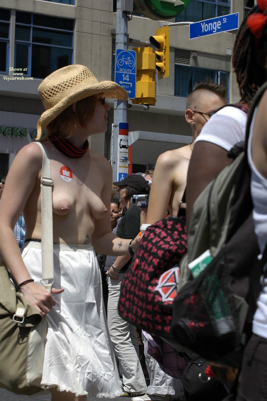 Toronto Pride , Toronto Pride March