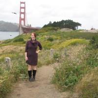 Li'l φhi At A San Francisco Landmark