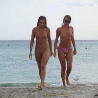 Kazantip Nudist , This Is A Set Of Nudist In Kazantip Music Festival