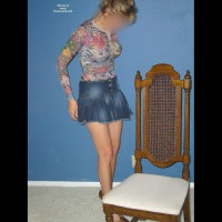 Joan, Blue Room
