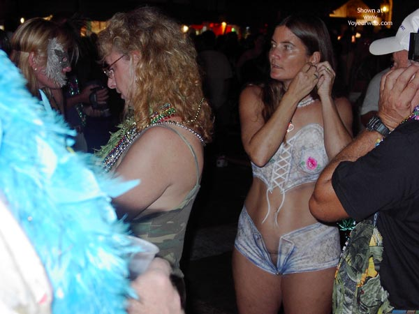 Pic #1 Key West Fantasy Fest 2002 20