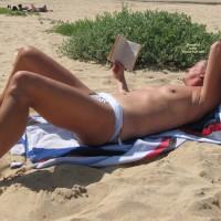 Ma Femme Cet été - Part 1 , Some Photographs Of My Wife, Catches In July.   Quelques Photos De Ma Femme, Prises Au Mois De Juillet.