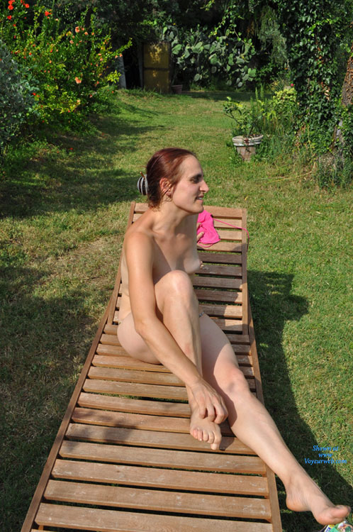 "My Lovely Wife! , Summer 2011 My Wife Sunbathing Naked In The Garden And I Take This Opportunity To Take A Few Photos. I Dedicate These Photos To D8U2 Who Wrote Our Last Post On The Erotic Video Clips In The Category ""15 Years Later ..... She Has Hair On Her Face, Her Chest, And Her Ass. Not To Mention She Weighs Around 350. I'm Glad You Were Amused By It Though ..."". I Think That You're Wrong! And You, Who Do You Think? A Big Kiss To All Max & Terry  Estate 2011 Mia Moglie Prende Il Sole Nuda In Giardino E Io Ne Approfitto Per Farle Alcune Foto. Queste Foto Le Dedico A D8U2 Che Ha Scritto Sul Nostro Ultimo Post Nella Categoria Erotic Video Clip "" 15 Years Later.....she Has Hair On Her Face, Her Chest, And Her Ass. Not To Mention She Weighs Around 350. I'm Glad You Were Amused By It Though..."". Io Penso Che Si Stà Sbagliando! E Voi Che Ne Pensate? Un Bacione A Tutti Max & Terry"