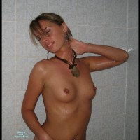 Oksana In The Shower