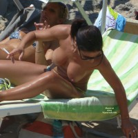 Salento-Italia Topless Beach
