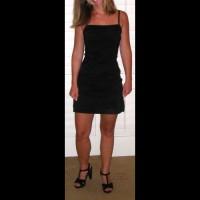 Little Black Dress Big Smile