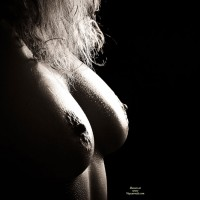 Photo Study On Tits - Big Tits, Topless , Dual Slopes Of Beauty, Wife Tits, Topless Wife