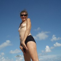 Florida Trip Hobe Sound , My Girlfriend On Recent Trip To Florida. We Had A Fantastic Time! She Loves To Be Naked Outdoors.