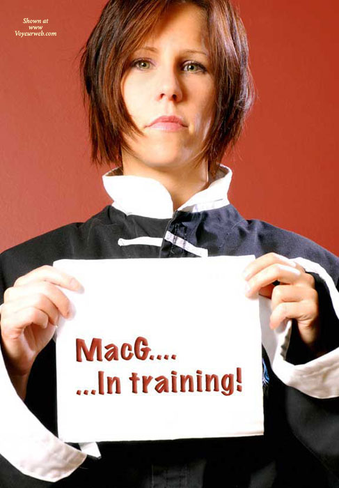 Pic #1Macgirl Training