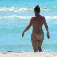 Beach Voyeur: Mallorca Nude Beach