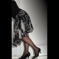 Niki@52, Nude On Heels