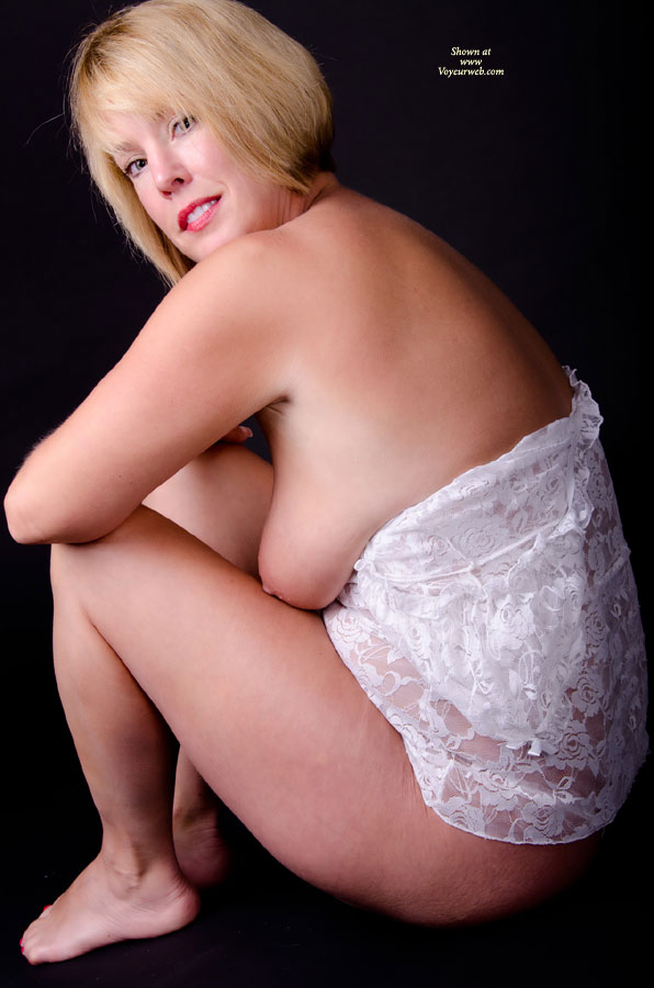 Sassy In White Lace , Just Some Pics From One Of Our Recent Photoshoots.  Enjoy!  Hope To Post Some To RedClouds Soon  Xoxo Sassy