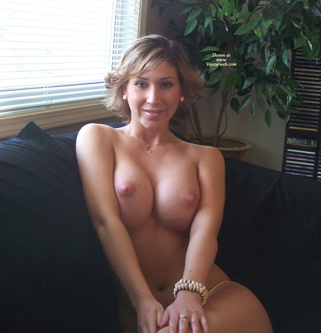 Topless On A Couch - Big Tits, On The Couch, Sexy Boobs , Topless On A Couch, Sitting, Classic Sweetheart, Pillow Boobies, Big Tits, Pressing Boobs Together