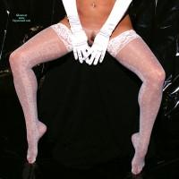 Dl White Stockings