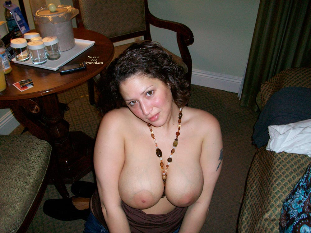 Hot Wife With Big Tits 9
