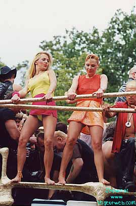 Pic #1 love-parade 2000 in Berlin