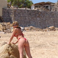 Newsuperslut Entertains A Construction Crew. 1