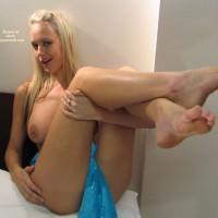 Aussiejewel's Blue Nude