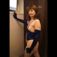 AussieLouise - Blue Outfit #1