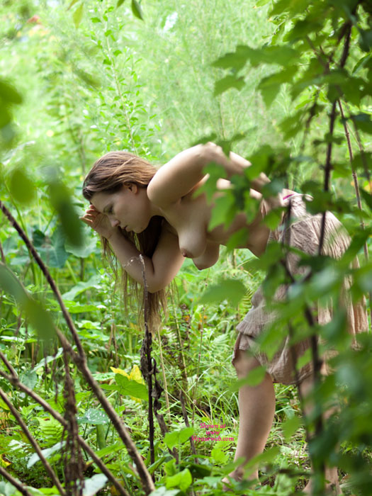Topless Girl Bend Over In Nature - Brunette Hair, Large Breasts, Long Hair, Topless , Reddish Hair, Sexy Hangers, Long Brunette Hair, Large Nipples, Tits Hanging Down In The Woods, Hanging Breasts, Topless Friend, Hanging Tits, Large Full Breasts