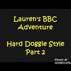 Lauren Doggie -part 2