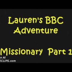 Lauren-missionary Bbc